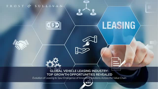 Global Vehicle Leasing Industry: Top Growth Opportunities Revealed