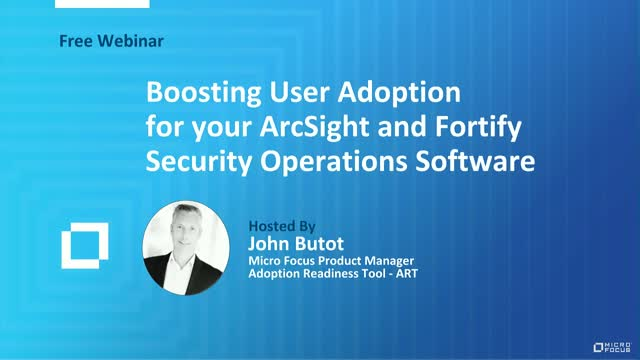 Boosting User Adoption for ArcSight and Fortify Software