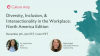 Diversity, Inclusion, and Intersectionality in the workplace: North America