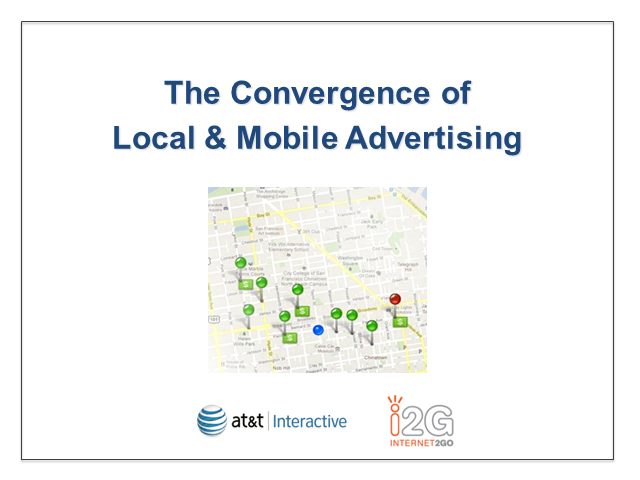 The Convergence of Local and Mobile Marketing