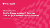 Webinar Series: Get to Know Moogsoft Express - AIOps & Observability Solution