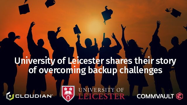 Cloud Backup Case Study: How the Uni. of Leicester Overcame Backup Challenges