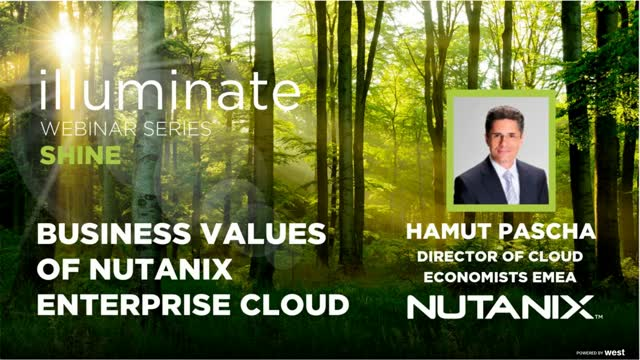 Nutanix business value