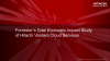 Forrester Total Economic Impact Report - for Hitachi Vantara Cloud Services