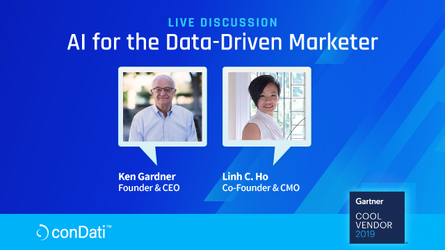 Live Discussion: AI for the Data-Driven Marketer
