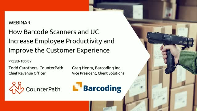 How to Enhance Customer Experience with Communication Apps on Barcode Scanners