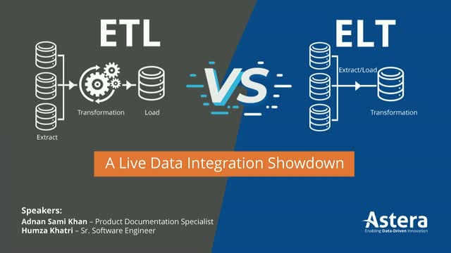 ETL vs. ELT: A Live Data Integration Showdown