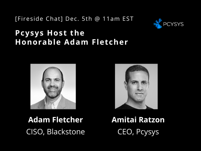 Blackstone CISO Fireside Chat: The Importance of Automating Security Validation
