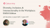 Diversity, Inclusion, and Intersectionality in the Workplace: EMEA Edition