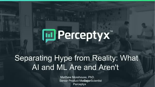 Separating Hype from Reality: What AI and ML Are and Aren't