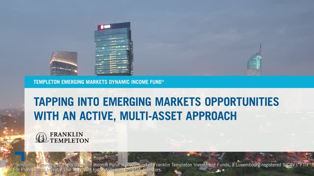 Templeton Emerging Markets Dynamic Income Fund
