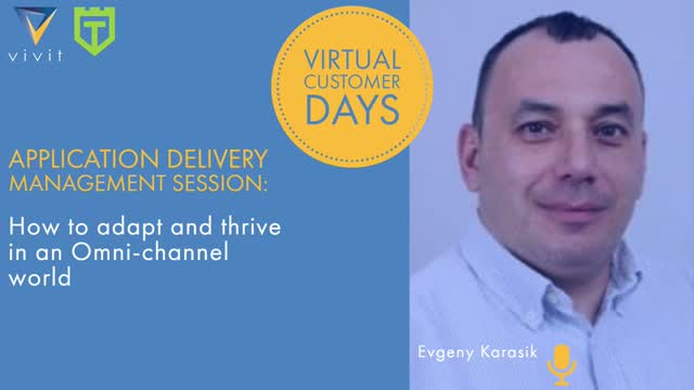 VCD ADM: How to Adapt and Thrive in an Omni-channel World