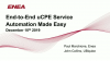 End-to-End uCPE Service Automation Made Easy