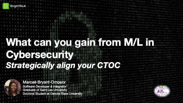 What Can You Gain from Machine Learning in Cybersecurity?