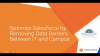 Optimize Salesforce by Removing Data Barriers Between IT and Campus