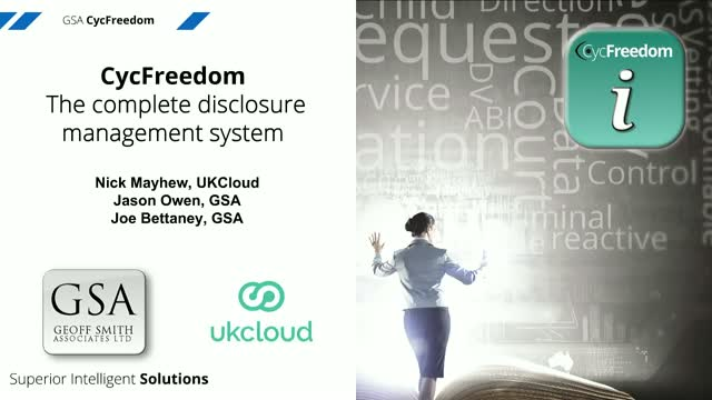 Protect your Council with cloud based information request & disclosure software