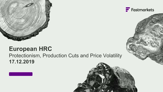 European Hot-Rolled Coil: Protectionism, Production Cuts and Price Volatility
