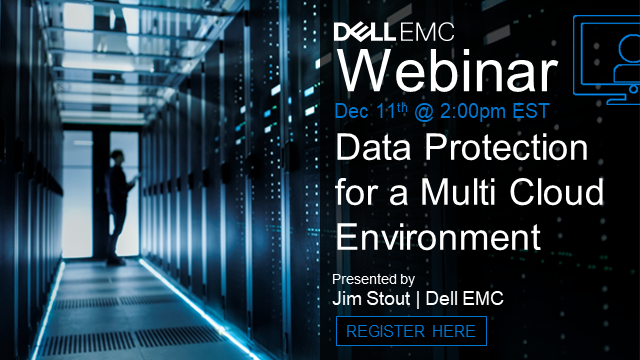 Data Protection for A Multi Cloud Environment