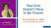 Year-End Doesn't Have to Be Chaos! The Checklist You Need to Get Ready for 2020