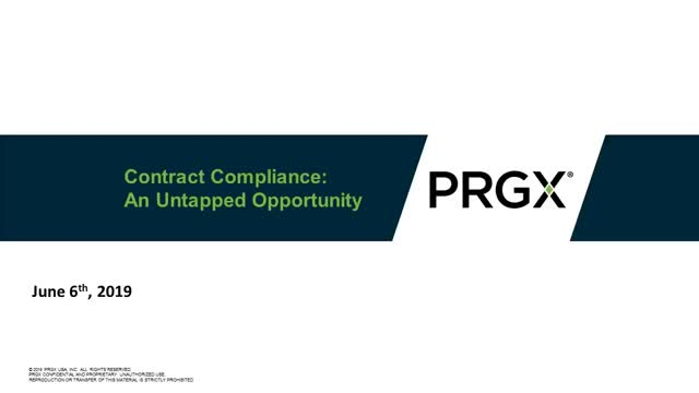 Contract Compliance: An Untapped Opportunity