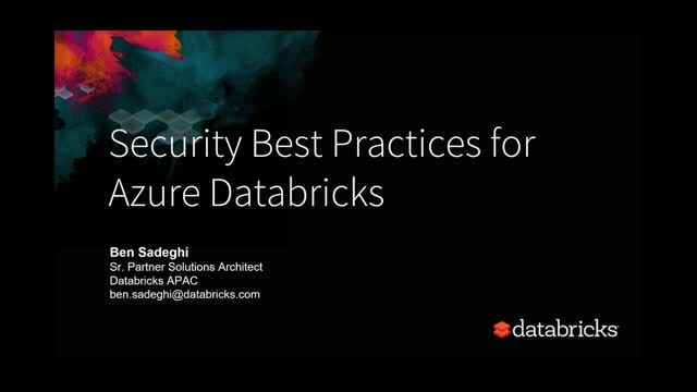 Data Security Best Practices 101