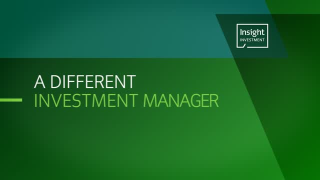 A different investment manager