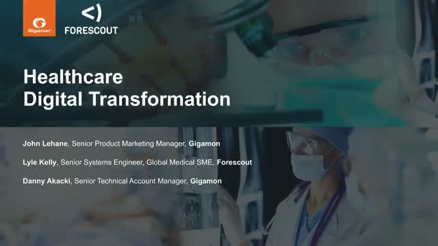 Best Practices for Healthcare Digital Transformation