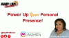 Power Up Your Personal Presence