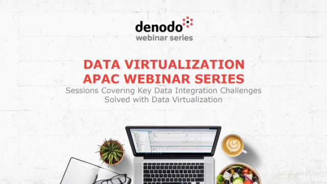Minimizing the Complexities of Machine Learning with Data Virtualization (APAC)