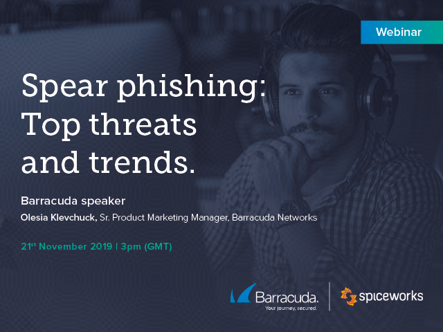 Spear Phishing: Top Threats and Trends