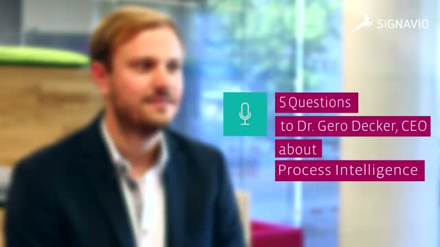 Answering 5 Key Questions about Process Intelligence