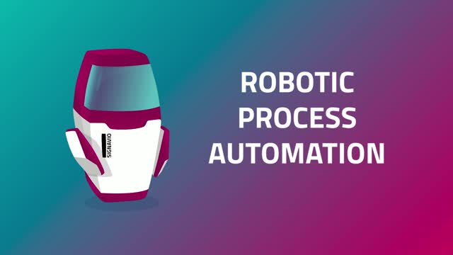 Robotic Process Automation at Scale
