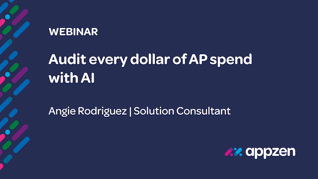 Live demo: Audit every dollar of AP spend with AI