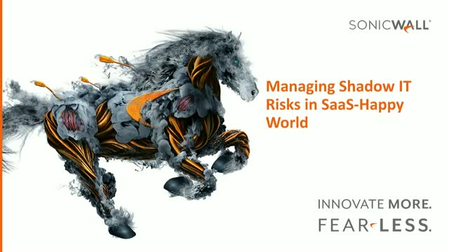 Managing Shadow IT Risks in a SaaS-Happy World