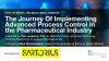 The Journey Of Implementing Advanced Process Control In the Pharmaceutical...