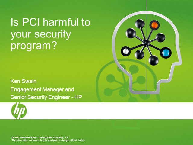 Can PCI Compliance be Harmful to Your Security Initiative?