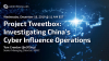 Project Tweetbox: Investigating China's Cyber Influence Operations