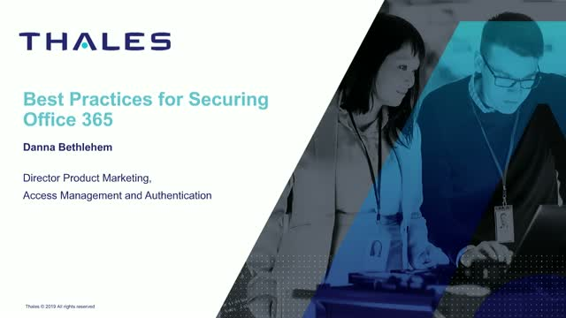 Best Practices for Securing Access to Office 365
