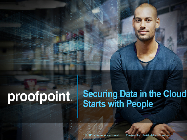Securing Data in the Cloud Starts with People