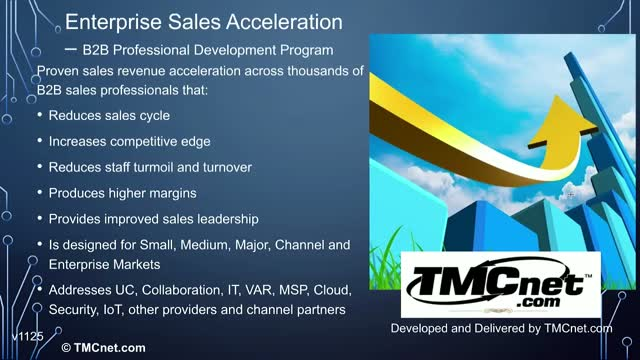 Enterprise Sales Acceleration Introduction and Overview to B2B Professional Dev