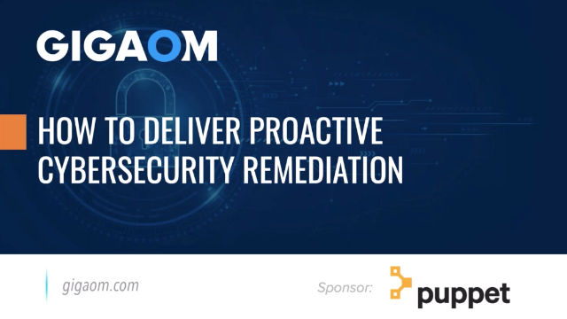 How to Deliver Proactive Cybersecurity Remediation