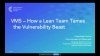 Vulnerability Management Solutions: How to Tame the Vulnerability Beast