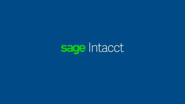 Outgrowing QuickBooks | Introduction to Sage Intacct Cloud Accounting
