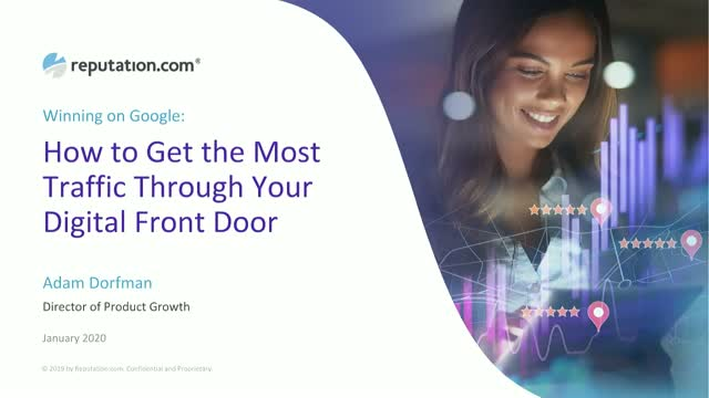 Winning on Google: How to Get the Most Traffic Through Your Digital Front Door