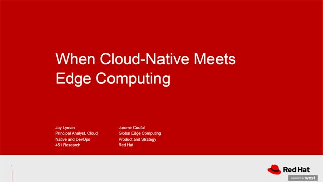 When cloud-native meets edge computing