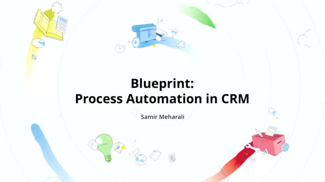Video: (Zoho) How to automate your CRM for sales success