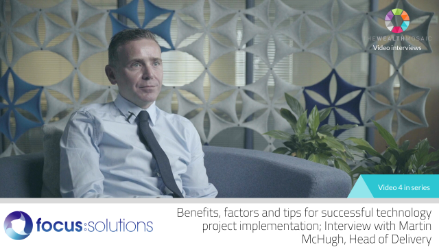 Focus Solutions:Benefits, factors and tips for technology project implementation