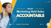 VanillaSoft: The Day Marketing Held Sales Accountable