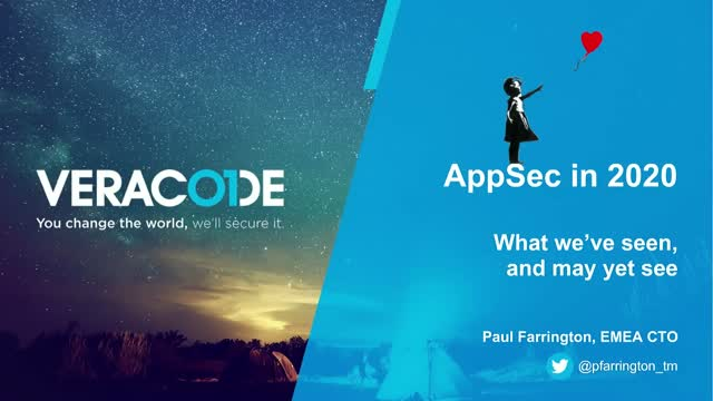 AppSec in 2020: What's on the Horizon