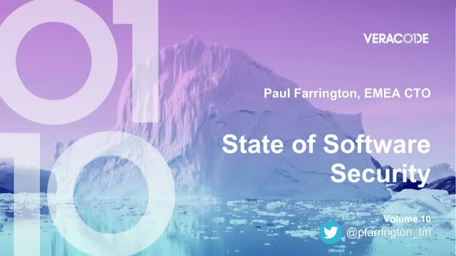 10 Years Up – The State of Software  Security